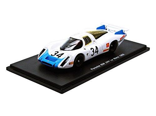 Spark - S3484 - Porsche 908/8 - Le Mans 1968 - Echelle 1/43