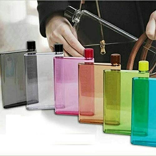 RIYA Products A5 water bottle Memo Bottle Assorted Colors 1 Pc Model 188657