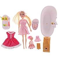 Ba era accesorios para casas de mu ecas casas de mu ecas y accesorios juguetes y - Accesorios para baneras ...