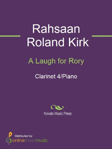 A Laugh for Rory - Piano Accompaniment