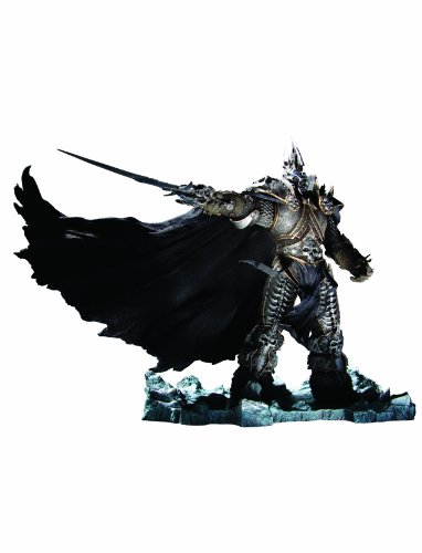 Action Figur WoW Lich King Arthas Menethil Deluxe VI ()