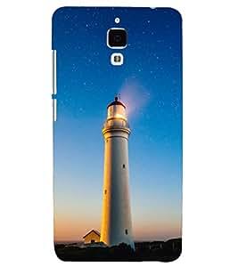PRINTSHOPPII NATURE CUTE LOVE Back Case Cover for Xiaomi Redmi Mi4::Xiaomi Mi 4