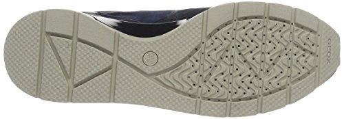 Geox Damen D Shahira B Sneakers Blau (Navyc4002)