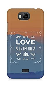 Amez Love is in the Air Back Cover For Huawei Honor Bee