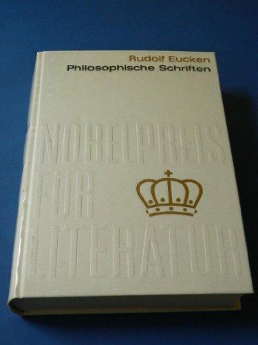 Philosophische Schriften - Nobelpreis für Literatur 1908