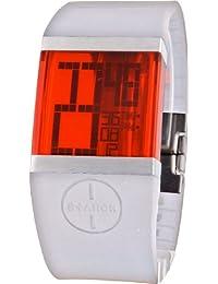 Philippe Starck PH1102 - Reloj unisex, correa de goma