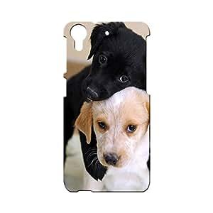 BLUEDIO Designer Printed Back case cover for HTC Desire 626 - G5543