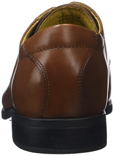 Steptronics Wistow, Scarpe Stringate Derby Uomo Brown (Cognac)