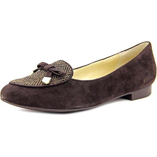 isaac-mizrahi-aurora-damen-us-85-braun-breit-slipper