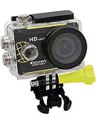 Discovery Adventures Full-HD 1080P Action Kamera Scout mit LCD Bildschirm, 5,08 cm (2 Zoll) schwarz