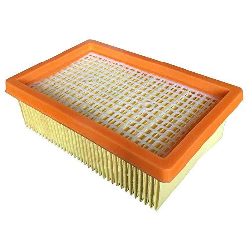 SODIAL Sostituzione del filtro per aspirapolvere per KARCHER MV4 MV5 MV6 MV6 WD4 WD5 WD6 P PREMIUM WD5