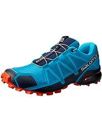 SALOMON Speedcross 4, Zapatillas de Trail Running Hombre