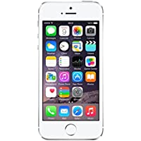 Apple iPhone 5S Plata 16GB Smartphone Libre (Reacondicionado)