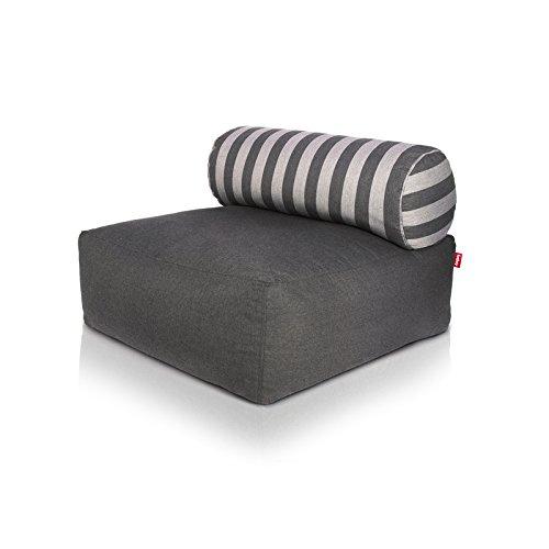 FATBOY® TSJONGE - Rückenlehne graue Streifen
