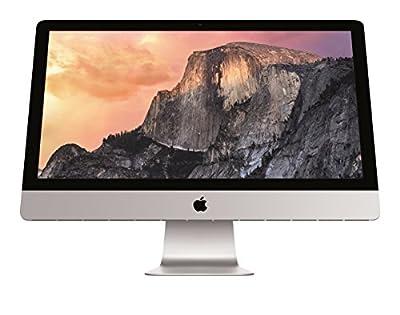 Apple iMac MF885HN/A 27-inch Desktop (Core i5/8GB/1TGB/AMD Radeon R9 M370X with 2GB)