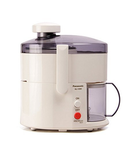 Panasonic MJ-68M 220-Watt Centrifugal Juicer