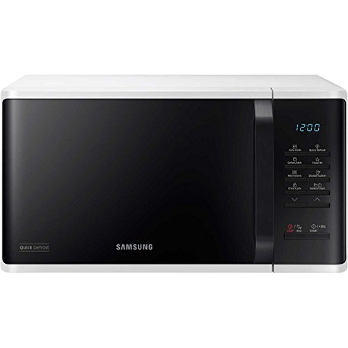 Samsung MS23K3513AW 23 Litre 800W Freestanding Microwave Oven - White