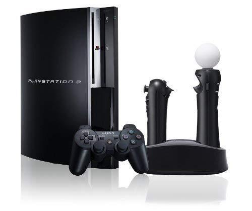 KIICKS - PS3 MOVE DUAL CONTROLLER DOCK (Contiene e spese fino a 2 Controllori del movimento durante la carica) - Progettato da KIICKS esclusiva per Sony Playstation 3 (PS-3 Move) Motion Controller tipo di Game Pad