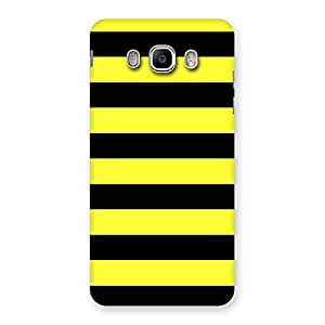 NEO WORLD Remarkable Stripes VI Back Case Cover for Samsung Galaxy J5 2016