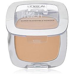 L'Oréal Paris True Match Super Blendable Poudre D5-W5 Golden Sand 9 g