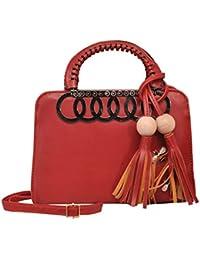 Amit Bags Beautiful PU Handbag For Girls /women's - B078BC9HJ7