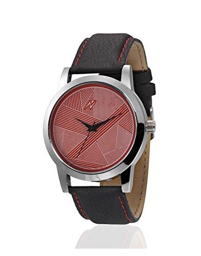 Yepme Analog Red Dial Men's Watch - YPMWATCH1467 image