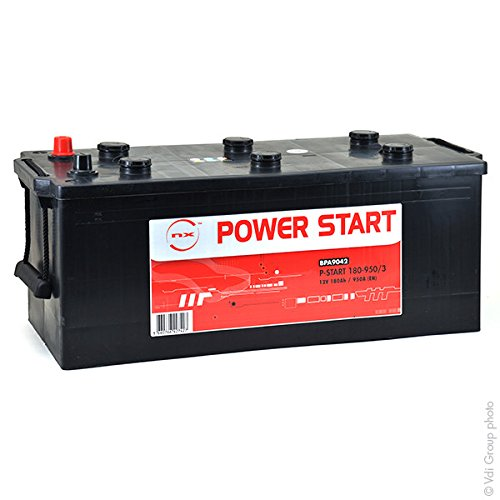 NX - Batterie camion NX Power Start 180-950/3 12V 180Ah