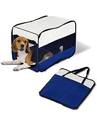 Transportin Plegable Mascotas Perros Gatos Cachorro Viaje 3 Tamaños Bolsa Coche