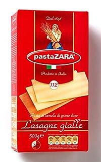 Pasta Zara Italian Lasagne 500 GMS