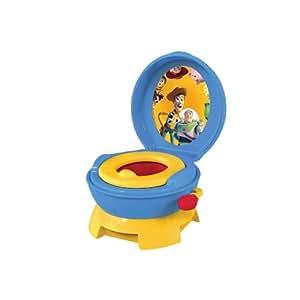 Pot de toilette musical Toy Story