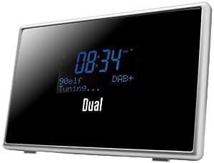 Dual DAB 1A Digitalradio (DAB/DAB+/UKW-Adapter) schwarz