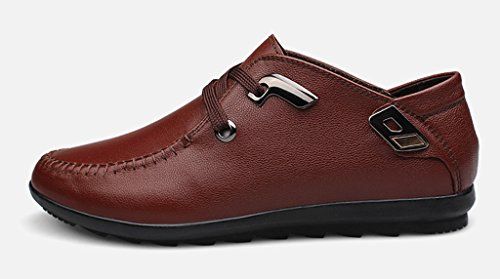 Minitoo , Chaussures à lacets homme Marron - marron
