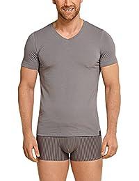 Schiesser Long Life Cotton Shirt 1/2, Maillot de Corps Homme