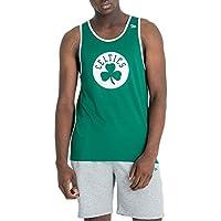 A NEW ERA Era NBA Team App Pop Logo Boscel Camiseta sin Mangas, Unisex Niños