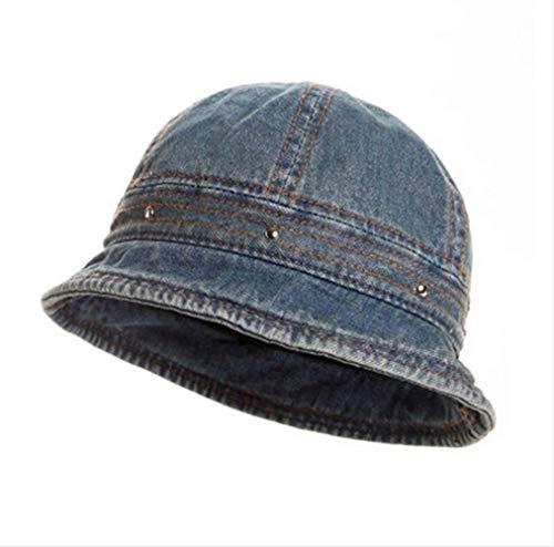 XIUHHE Baby Hut Cowboy Hut, Kleinkind Jungen Mädchen Mütze, Baumwolle Fischer Hut B