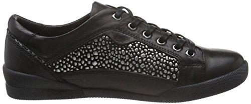 Andrea Conti Damen 0342718 Sneaker Schwarz (schwarz 002)