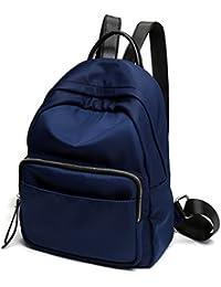 Wewod Sac à dos en nylon Sac à Dos en Nylon imperméable sac à dos sac de voyage QxOqO0789h