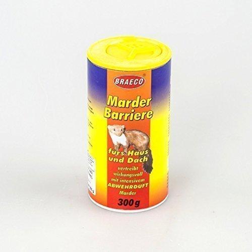 Marder Barriere 300g Abwehrduft Marderabwehr Fernhaltemittel Marderschutz