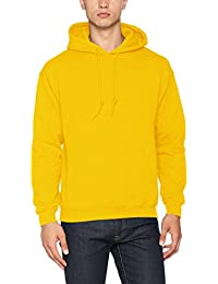 Gildan Heavyweight Hooded Sweatshirt, Sweat-Shirt À Capuche Homme af7906090ae7