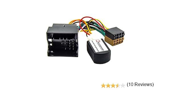 R1-052-4-8 Fa/çade dautoradio Bluetooth USB pour BMW S/érie 3 E90 E91 E92 E93 1er E87 E81 E82 E88 X1 E84 Z4 E89