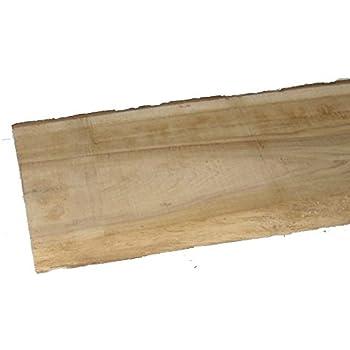 Eichenbretter Rinde Dekobretter Schwartenbretter Holz Deko 1 Stk – 2 Größen