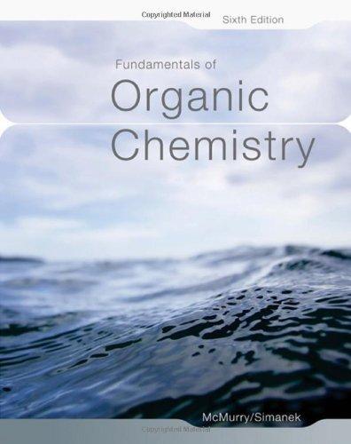 Fundamentals of Organic Chemistry by John E. McMurry (2006-03-29)