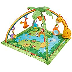 Fisher Price - K4562 - Tapis de La Jungle
