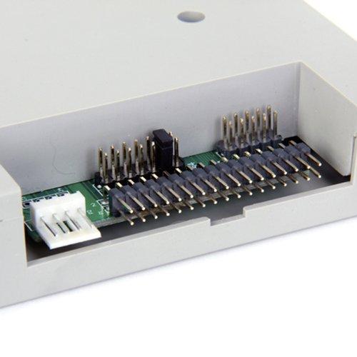 TOOGOO(R)3.5 USB Diskettenlaufwerk SSD Emulator - 2