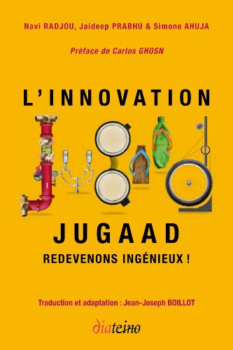 L'Innovation jugaad par Navi Radjou
