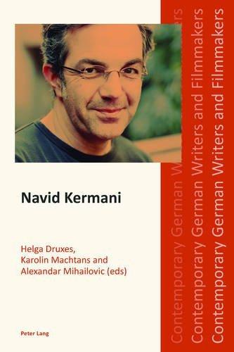Navid Kermani (Contemporary German Writers and Filmmakers) (2016-05-28)