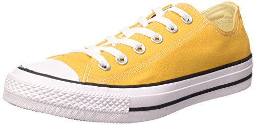 Converse Unisex-Erwachsene Chuck Taylor All Star Basketballschuhe Orange (Solar Orange)