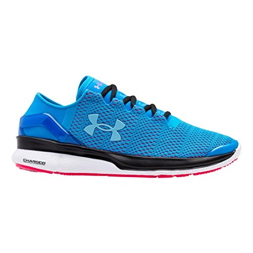 Under Armour W Speedform Apollo 2 Synthétique Baskets Dynamo Blue/Harmony Red