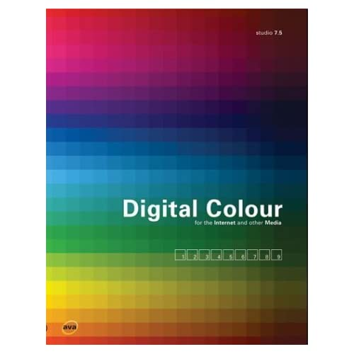 Digital Color for the Internet and Other Media by Carola Zwick (2004) Paperback