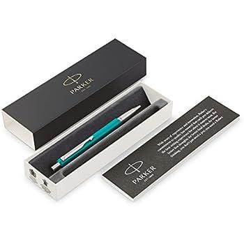 Parker IM Premium Shiny Chrome Cesellato biro Gift Box S0908660